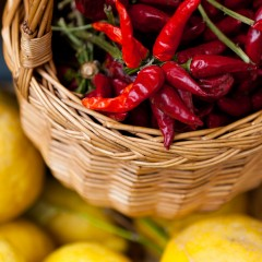 Chillies and lemons (454F14588)